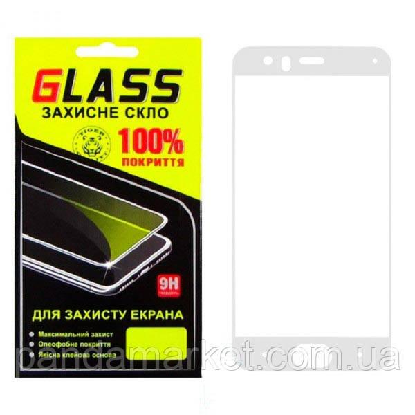 Защитное стекло 2.5D Xiaomi Redmi Mi6 Белый Glass