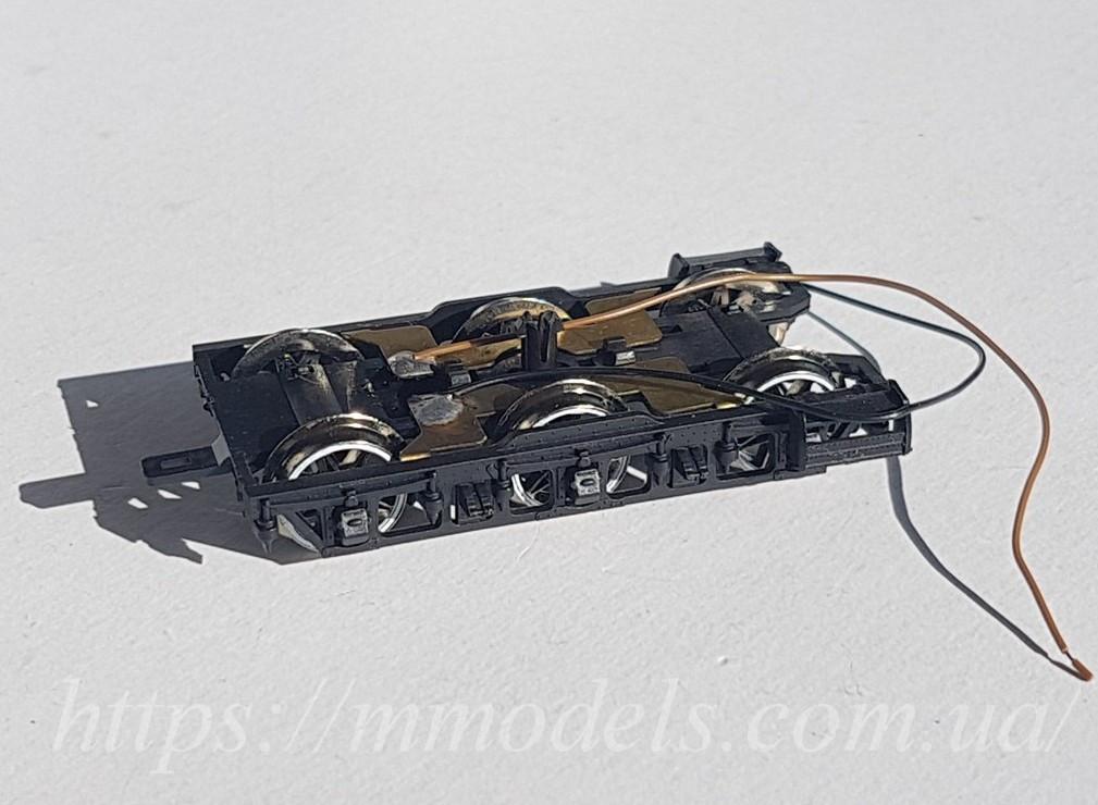 Запасні частини для локомотивів - рама візка тепловозів серії BR130