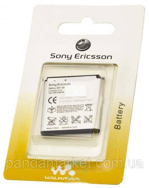 Аккумулятор Sony BST-38 930mAh C510i, C902i