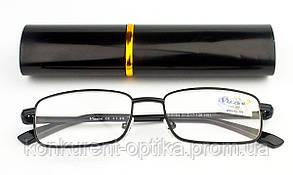 Очки для зрения с футляром VIZZINI 03-008 Черный