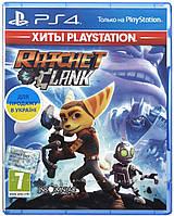 Гра для PS4 Ratchet & Clank