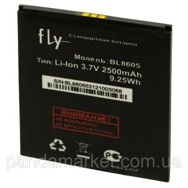 Аккумулятор Fly BL8605 2500mAh FS502 Cirrus 1 Оригинал