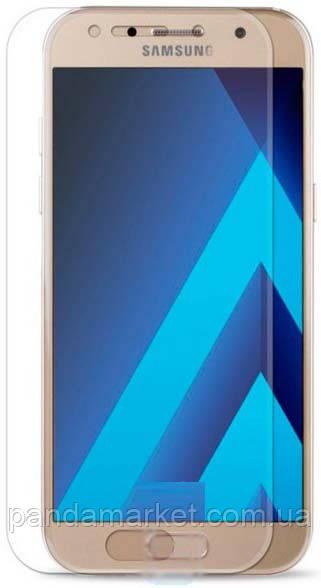 Захисне скло 3D Samsung A3 (2017) A320 прозоре