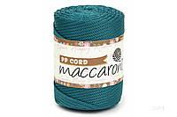 Полипропиленовый шнур PP Cord 5 mm, цвет Морская волна