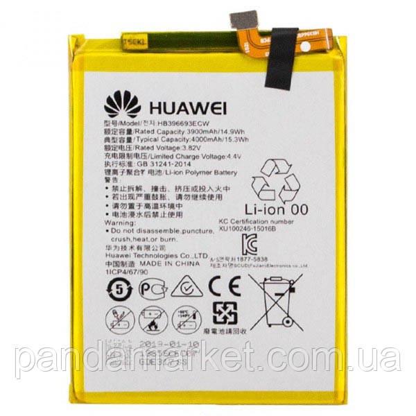 Аккумулятор Huawei HB396693ECW 4000mAh Mate 8 Оригинал