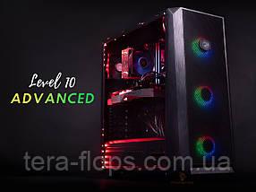 Игровой ПК - Level 10 Advanced / ( RX 470 4GB   i5   DDR3 8GB) / Гарантия / TeraFlops
