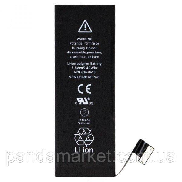 Аккумулятор Apple iPhone 5 1440mAh Оригинал