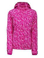 Горнолыжная куртка для девочки от ENVY Amoka II. Wintercoat Pink, Rose jacket в размере 164