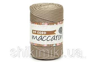 Полипропиленовый шнур PP Cord 5 mm, цвет Капучино