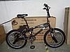 Двоколісний трюкових велосипедів 20 дюймів Cobra BMX чорно-блакитний