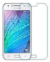 Захисне скло 2.5D Samsung J100 J1 Duos (0.3mm, 2.5D, з олеофобним покриттям)