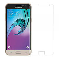 Захисне скло 2.5D Samsung J300, J320 J3 (2016) (0.3mm, 2.5D, з олеофобним покриттям)