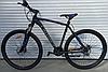 Двухколесный спортивный велосипед 29 дюймов 19 рама Crosser Inspiron синий