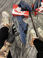 Мужские кроссовки Nike Air Max 90 Mid Winter Blue (Синий). [Размеры в наличии: 40,42,43,44], фото 1