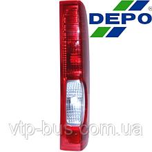Задний фонарь, правый на Renault Trafic (2006-2014) DEPO (Тайвань) 551-1974R-UE