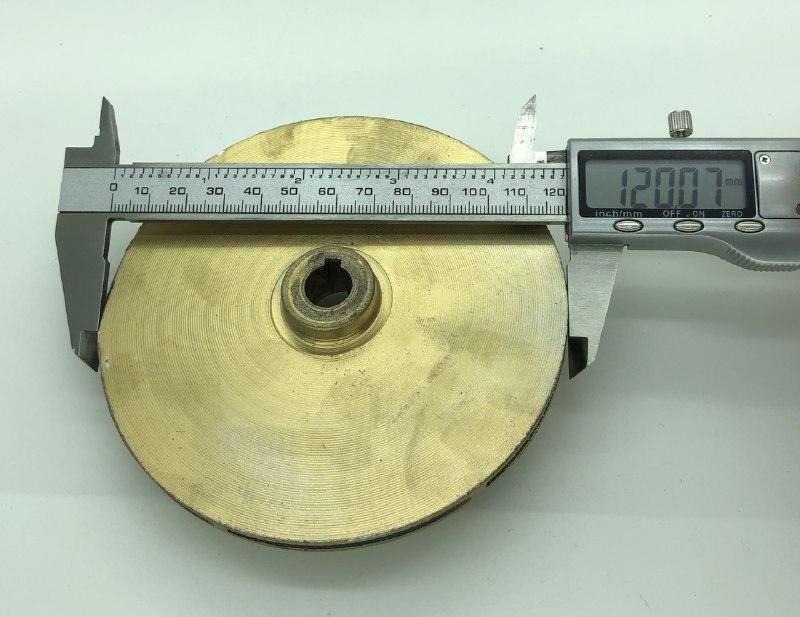 Крильчатка чавун MJSW 10M