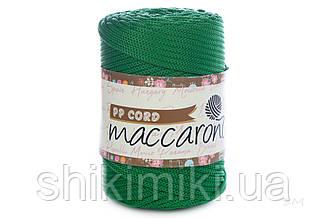Полипропиленовый шнур PP Cord 5 mm, цвет Зеленый