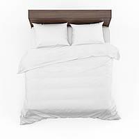 Ткань для постельного белья бязь голд люкс 9134 белая 220м однотонная 120 плтн Пакистан