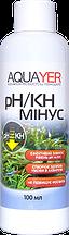 AQUAYER pH/KH минус