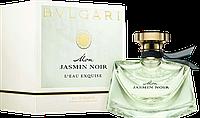 Женская парфюмированная вода Bvlgari Mon Jasmin Noir L'Eau Exquise, 75 мл