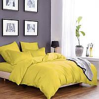 Ткань для постельного белья ранфорс 04V светло желтый 240м однотонная гладкокрашенная 130 плтн Selonya Турция