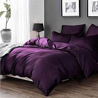 Ткань для постельного белья ранфорс 35 68V темн.сирень 240м однотонная 130 плтн Selonya Турция