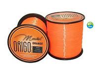 Профессиональная карповая леска Carp Zoom Marshal Origo Carp Line Orange 1000 m, 0,26