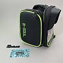Велосумка під телефон, сумка на раму велосипеда, сумка під телефон, фото 5