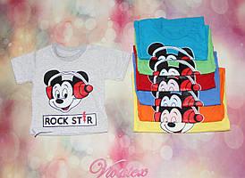 Детская футболка Рок кулир