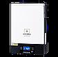 5 кВт автономна СЕС з інвертором Axioma ISМРРТ 5000 BFP з MPPT без резерву АКБ, фото 5
