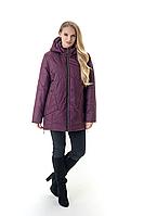 Куртка женская весна-осень от производителя большие размеры 52-70