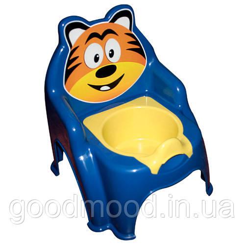 Горщик дитячий №1 синій, арт. 013317