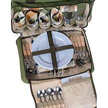 Набор для пикника на 6 персон RANGER НВ6-520 Rhamper Lux (RA 9902), фото 3