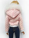 Одяг для ляльок Барбі - куртка*, фото 6