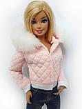 Одяг для ляльок Барбі - куртка*, фото 7