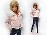 Одяг для ляльок Барбі - куртка*, фото 3