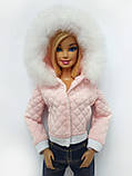 Одяг для ляльок Барбі - куртка*, фото 5