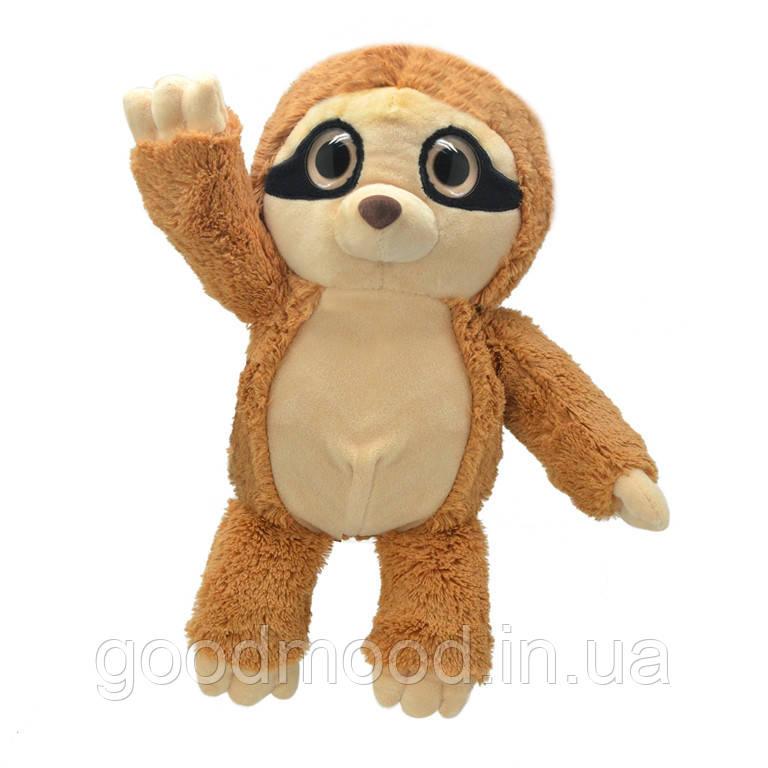 Іграшка м'яконабивна Лінивець