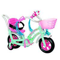 Велосипед для ляльки Baby Born Zapf Creation 827208 Різнобарвний