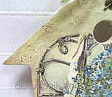 Ключница Прованс, ручная работа, фото 3