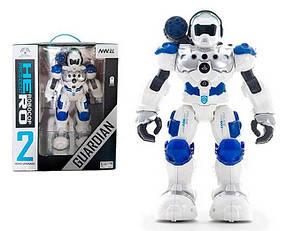 Робот Robocop 8088 радиоуправление, ездит, танцует, музыка, свет, стреляет присосками