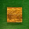 Золотая мозаика 30х30мм ORO VETRO настоящее золото 24 карата, Суперпрозрачное стекло DIAMANT