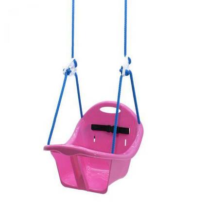 "Качели ""Аист"", розовый 5381"