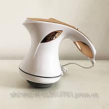Массажер для тела Relax and Spin Tone SH-658. Цвет: желтый