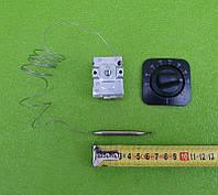 Термостат капиллярный механический NT-242 / Tmax = 200°C / 16А / 400V / L=95см (2 контакта)    Tecasa, Испания, фото 1