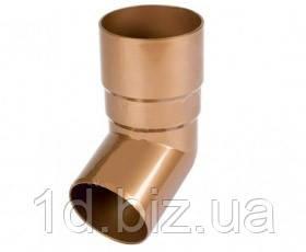 Колено водосточной системы Бриза (Bryza) 90 мм медный