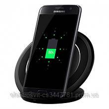 Быстрая беспроводная зарядка для телефон FAST CHARGE WIRELESS S7. Цвет: черный