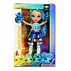 Кукла Rainbow High Cheerleader Squad Skyler Bradshaw blue, синяя кукла-чирлидер 572077