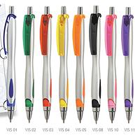 Рекламные ручки Vici Silver