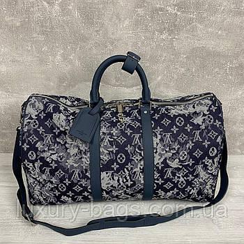 Дорожная спортивная сумка Louis Vuitton Keepall